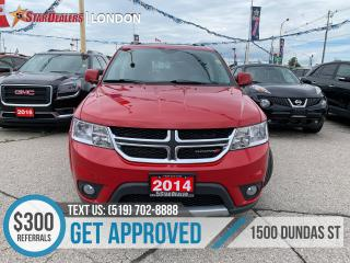 Used 2014 Dodge Journey for sale in London, ON