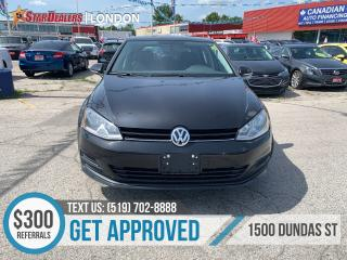 Used 2015 Volkswagen Golf for sale in London, ON