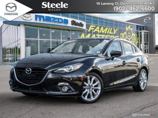 Used 2016 Mazda MAZDA3 GT W/ Leather Navigation for sale in Dartmouth, NS