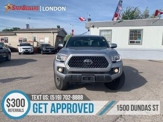 Used 2018 Toyota Tacoma for sale in London, ON