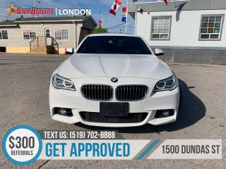 Used 2014 BMW 5 Series for sale in London, ON