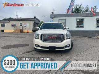 Used 2015 GMC Yukon XL for sale in London, ON