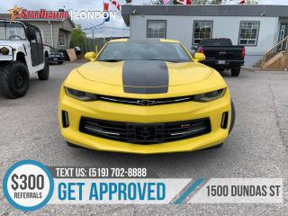 Used 2018 Chevrolet Camaro for sale in London, ON