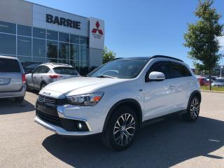 Used 2017 Mitsubishi RVR GT for sale in Barrie, ON