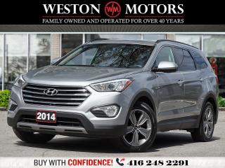 Used 2014 Hyundai Santa Fe XL*7PASS*HEATED SEATS*WOW ONLY 92KMS!!* for sale in Toronto, ON