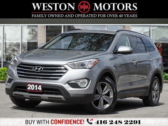 2014 Hyundai Santa Fe XL*7PASS*HEATED SEATS*WOW ONLY 92KMS!!*