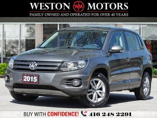Used 2015 Volkswagen Tiguan 2.0L*TSI*4MOTION*PRICED TO SELL!!* for sale in Toronto, ON