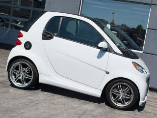 Used 2013 Smart fortwo BRABUS|NAVI|LEATHER|ROOF|CRUISE CTRL for sale in Toronto, ON