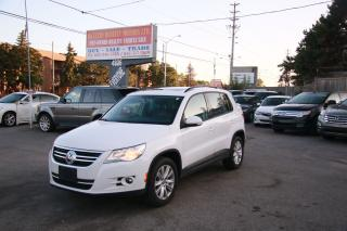 Used 2011 Volkswagen Tiguan Highline for sale in Toronto, ON
