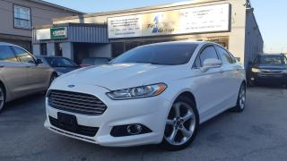 Used 2016 Ford Fusion SE w/P-Moon for sale in Etobicoke, ON