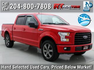 Used 2016 Ford F-150 XLT for sale in Winnipeg, MB