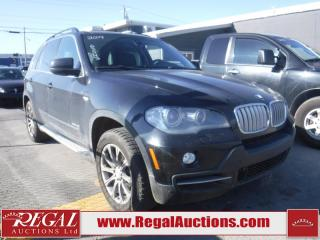 Used 2009 BMW X5 XDRIVE48I 4D Utility AWD for sale in Calgary, AB