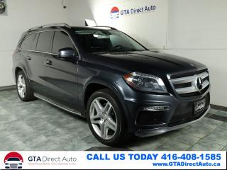 Used 2013 Mercedes-Benz GL-Class GL350 BlueTEC AWD Nav Pano AMG 7Pass Cam Certified for sale in Toronto, ON