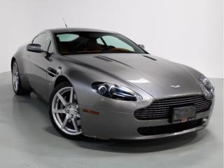 Used 2007 Aston Martin Vantage V8   6 SPEED   PUSH START   BRAKE ASSIST for sale in Vaughan, ON