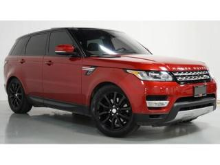 Used 2016 Land Rover Range Rover Sport TD6 DIESEL   7-PASS   PANORAMIC ROOF for sale in Vaughan, ON