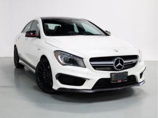 Used 2016 Mercedes-Benz CLA-Class CLA45   4MATIC   WARRANTY   NAVI for sale in Vaughan, ON