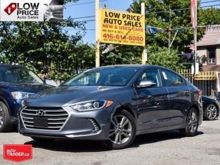 Used 2017 Hyundai Elantra GL*AllPowerOpti*HtdSeats*Camera*BlindSpot&More! for sale in Toronto, ON