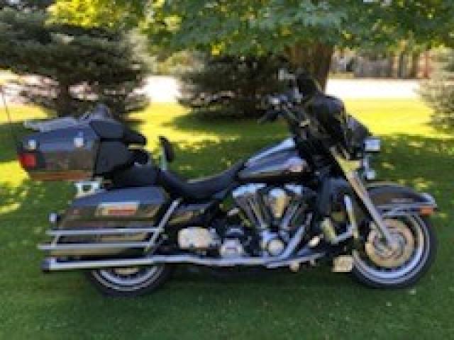 2006 Harley-Davidson FLHTCUI -