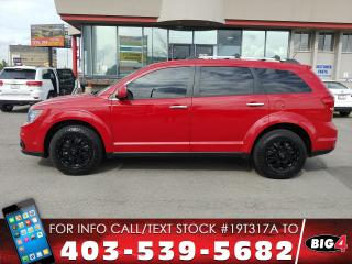 Used 2016 Dodge Journey R/T for sale in Calgary, AB