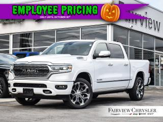 Used 2019 RAM 1500 Limited for sale in Burlington, ON
