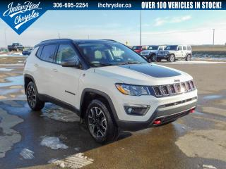 New 2020 Jeep Compass Trailhawk 4x4 | Nav | Sunroof for sale in Indian Head, SK