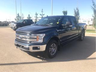 Used 2018 Ford F-150 LARIAT 501A PKG, MOONROOF, FX4, 5.0L V8, TOW PKG for sale in Fort Saskatchewan, AB