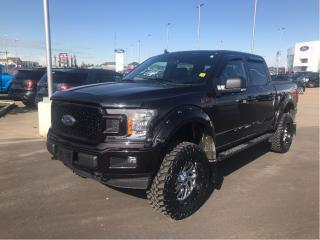 Used 2018 Ford F-150 XLT SPECIAL EDITION, RIMS/TIRES,19K IN MODS, NAV, for sale in Fort Saskatchewan, AB