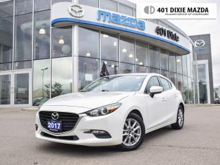 Used 2017 Mazda MAZDA3 GS|NO ACCIDENTS|1.99% FINANCING AVAILABLE for sale in Mississauga, ON