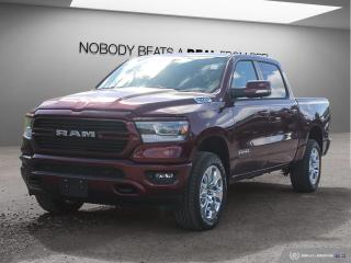Used 2020 RAM 1500 Big Horn for sale in Mississauga, ON