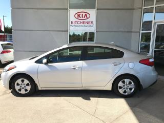 Used 2016 Kia Forte (4) LX - at for sale in Kitchener, ON