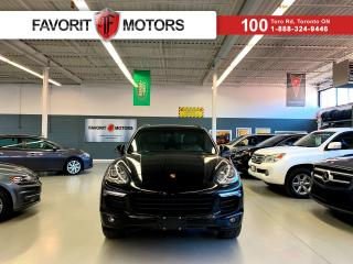 Used 2017 Porsche Cayenne S *CERTIFIED!* |NAV|DUAL DVD|PANO SUNROOF|+++ for sale in North York, ON