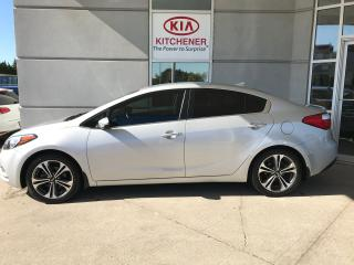 Used 2015 Kia Forte EX MT for sale in Kitchener, ON