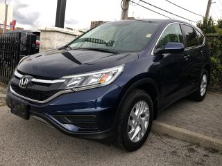 Used 2015 Honda CR-V SE, awesome mileage, alloy wheels for sale in Toronto, ON
