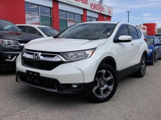 Used 2017 Honda CR-V EX-L, one owner, leather, sunroof for sale in Toronto, ON