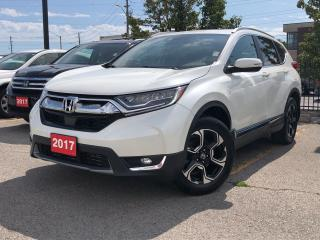 Used 2017 Honda CR-V Touring, loaded, one owner for sale in Toronto, ON