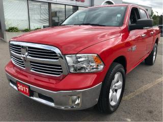 Used 2017 RAM 1500 SLT Crew 4x4 V8 w/Remote Start, Power Seat, Hitch for sale in Hamilton, ON