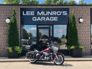 Used 2002 Harley-Davidson ROAD KING for sale in Paris, ON