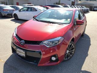 Used 2014 Toyota Corolla - for sale in North Vancouver, BC