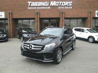 Used 2016 Mercedes-Benz C 300 GLE350d - A.M.G - NO ACCIDENTS - NAVIGATION - REAR CAM - for sale in Mississauga, ON