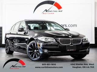 Used 2013 BMW 5 Series 528i xDrive|Navigation|360Camera|Blindspot|Lane Departure for sale in Vaughan, ON