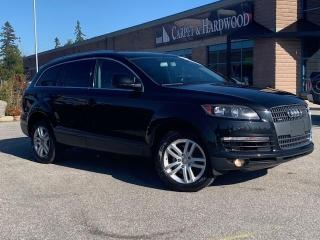 Used 2009 Audi Q7 QUATTRO 4DR 3.0L TDI for sale in Barrie, ON