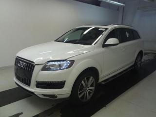 Used 2012 Audi Q7 quattro 4dr 3.0L TDI Premium for sale in Barrie, ON