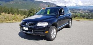 Used 2005 Volkswagen Touareg 4dr V8 for sale in West Kelowna, BC