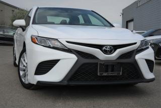 Used 2018 Toyota Camry AUTO for sale in Brampton, ON