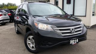 Used 2014 Honda CR-V LX 4WD - BACK-UP CAMERA! HEATED SEATS! for sale in Kitchener, ON
