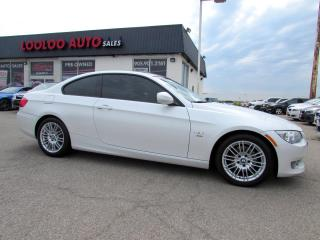Used 2011 BMW 3 Series 328i xDrive COUPE AWD NO ACCIDENT CERTIFIED for sale in Milton, ON