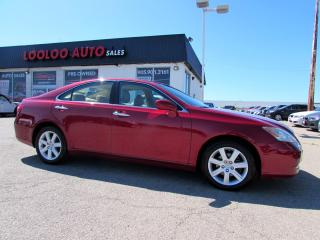 Used 2009 Lexus ES 350 PREMIUM PKG ACCIDENT FREE CERTIFIED 2YR WARRANTY for sale in Milton, ON