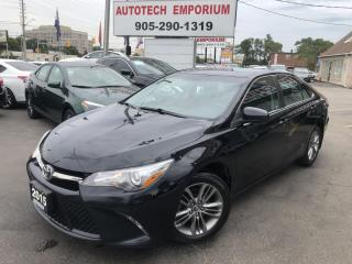 Used 2015 Toyota Camry SE Backup Camera/Bluetooth/Alloys&GPS* for sale in Mississauga, ON