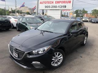 Used 2016 Mazda MAZDA3 GS Sport Navigation/Htd Seats/Camera/Alloys for sale in Mississauga, ON