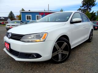Used 2014 Volkswagen Jetta Comfortline TDI DSG Sunroof Bluetooth Certified for sale in Guelph, ON